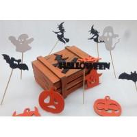 Топперы на хеллоуин