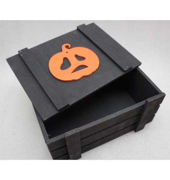 Ящик страха унылая тыква черный