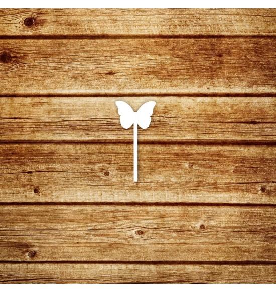 Топпер бабочка