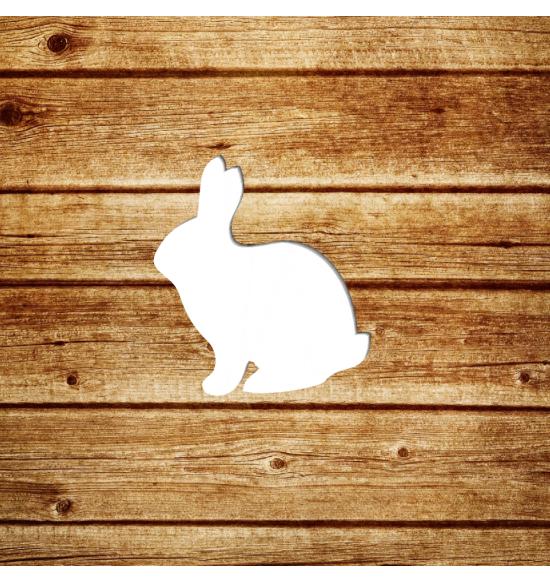"""Табличка """"Пасхальный кролик"""""""