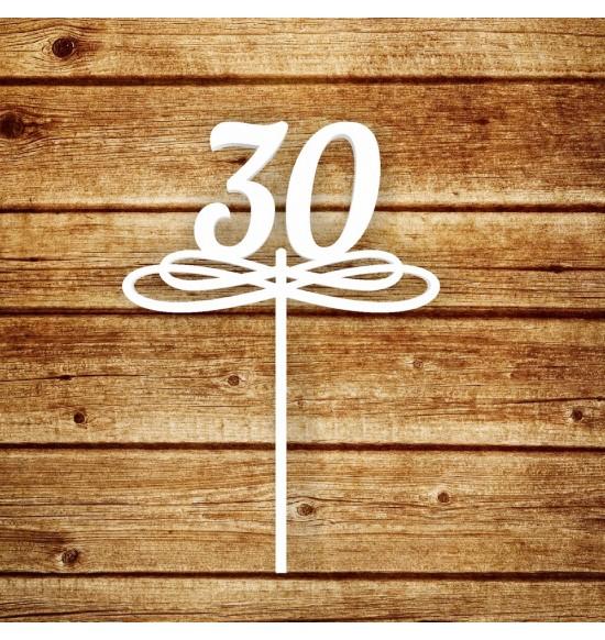 """Топпер """"30"""""""