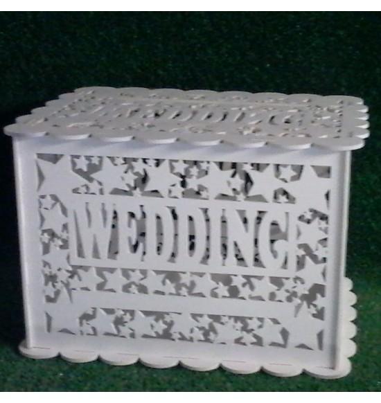 Сундук для пожеланий Wedding