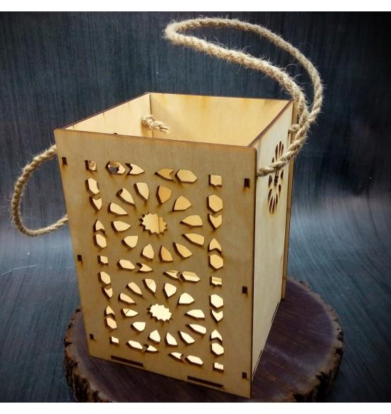 Коробки подарочные, Коробочка Солнце, 22x22x30 см,
