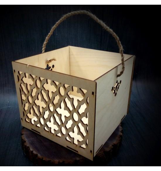 Коробки подарочные, Коробочка Руан, 25x25x17 см,